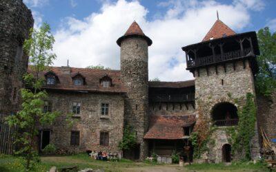 Nový hrad Blansko