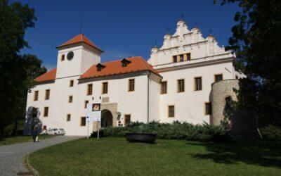 Zámek Blansko a Muzeum blanenska